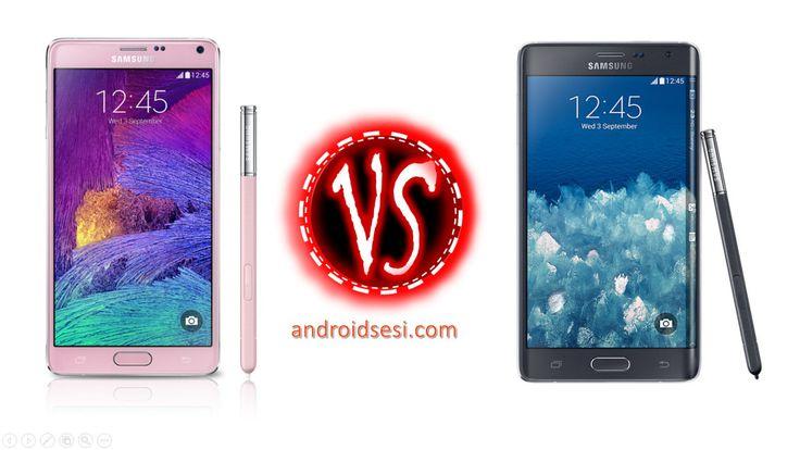 Bu makalemizde Galaxy Note 4 ve kavisli ekranı ile ilgi çeken Galaxy Note Edge karşı karşıya geliyor.