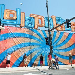 Lollapalooza Web Streams Now Available
