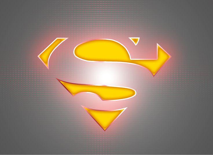 Superman Silver and Red by Wayanoru.deviantart.com on @deviantART