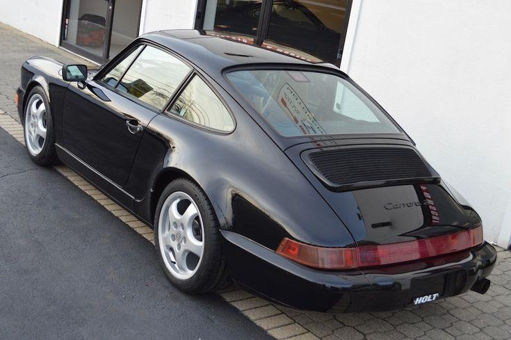 1991 Porsche Carrera 2 Coupe - Holt Motorsports - used porsche 911 dealer, certified pre owned, porsche 911,porsche 993,porsche 996