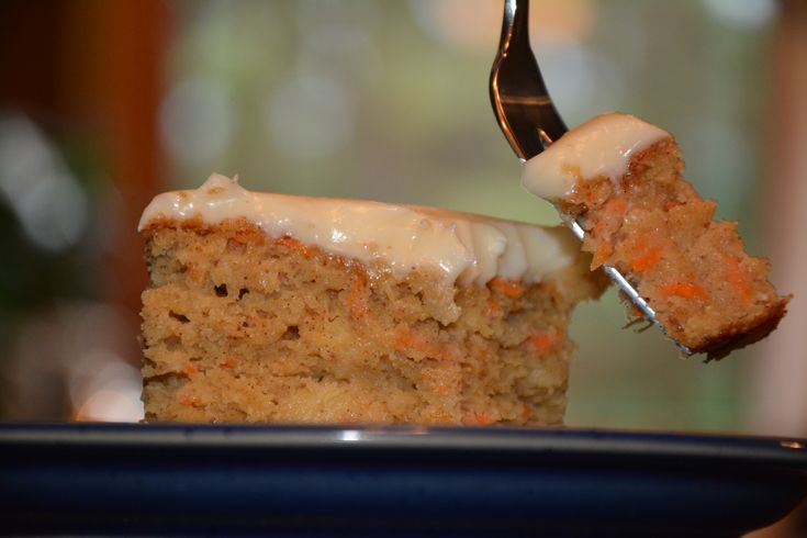 spiced carrot cake – just like grandma makes (only gluten and dairy free)