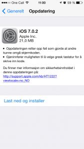 http://problogger.no/2013/09/27/ny-oppdatering-fikser-sikkerhetsproblemer-med-ios7-pa-iphone-og-ipad/ Ny oppdatering fikser sikkerhetsproblemer med iOS7 på iPhone og iPad #ios7 #ios #apple #ipad #iphone #iphone4 #iphone5 #ipod #update #oppdatering #sikkerhet #kodelås #kode #code #security #securityfix