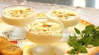 Мороженое из халвы. (Парфе) рецепт от видеокулинария.рф