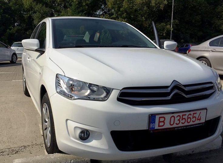 AutoBoca rent a car greets you with the best welcoming cars to visit Romania. Start your adventure with the right road companion: a Citroen C-Elysee!