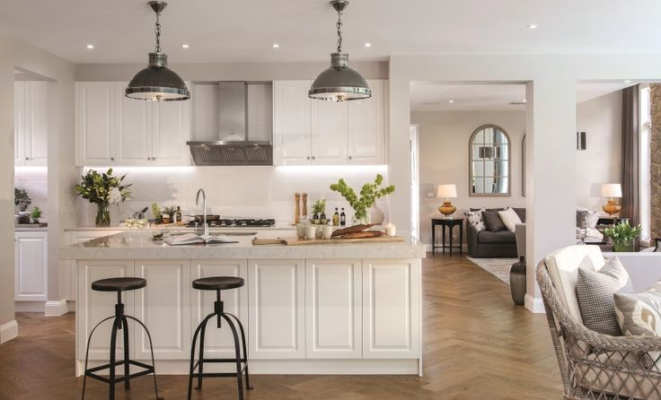 House Design: Brookwater B - Porter Davis Homes paint is Southwards by Wattyl