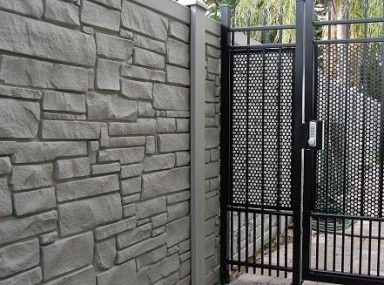 786 Best Fence And Gate Images On Pinterest Fence Gate