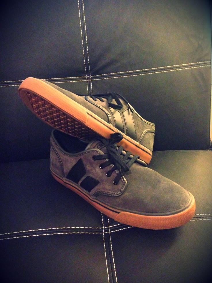 Mens Macbeth Langley Skate Shoe