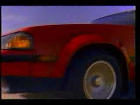 1984 Toyota Celica Commercial