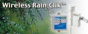 Wireless Rain Sensor