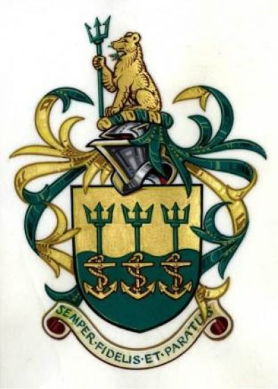 Best Coat Of Arms Images On   Crests Coat Of Arms