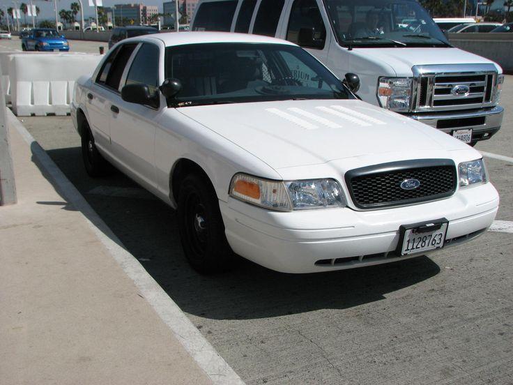 utah ford crown vic highway patrol slick top modern