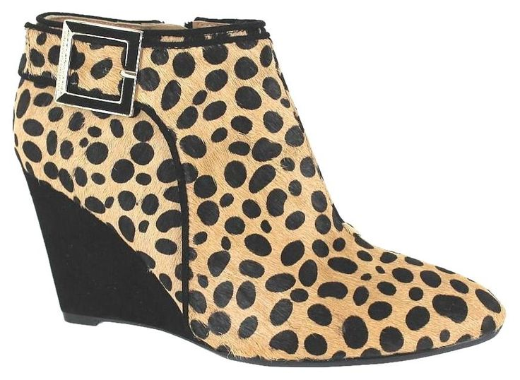 Isaac Mizrahi Winonalee Leopard Print Calf Hair Wedge Multi Color Boots. Get the must-have boots of this season! These Isaac Mizrahi Winonalee Leopard Print Calf Hair Wedge Multi Color Boots are a top 10 member favorite on Tradesy. Save on yours before they're sold out!