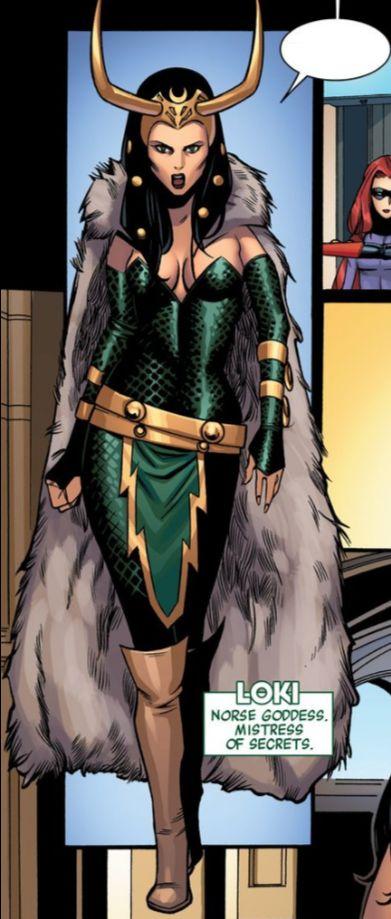 Lady Loki                                                       …