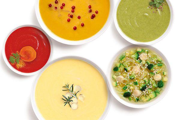 Dieta da sopa detox: seca até 2 kg em 7 dias http://abr.io/J8xc