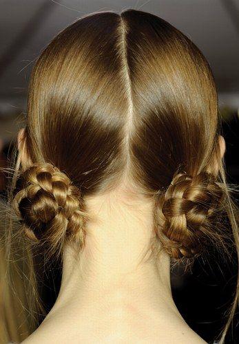 Tresses macaron - 100 idées de tresses pour des coiffures de déesse !