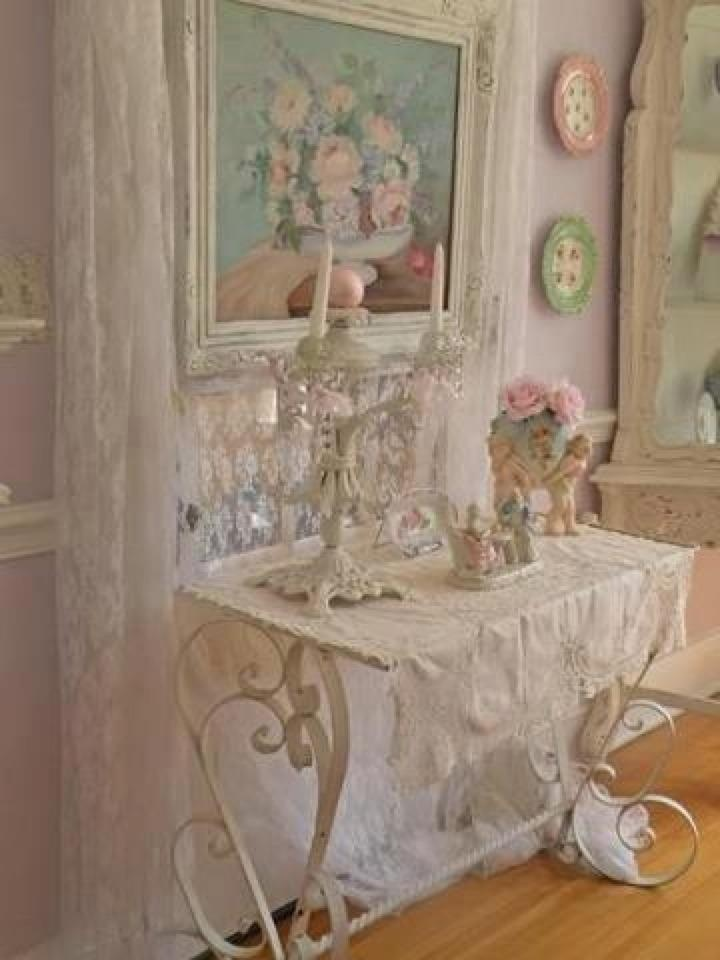a foyer ......lovely