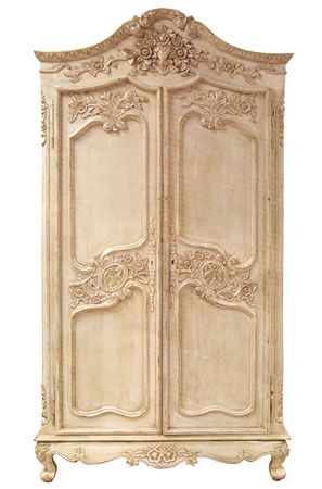 French Armoire .....                                                       …