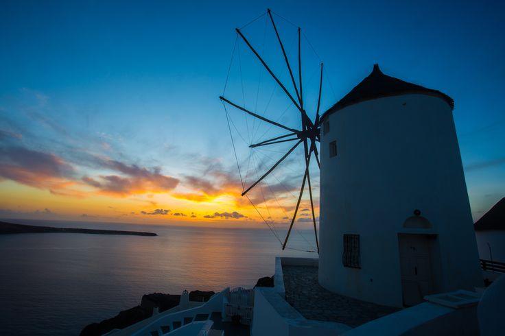 Island Windmill by Arturo Paulino on 500px