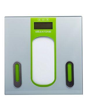 Электронные весы напольные с анализатором жира и воды Gezatone ESG2802