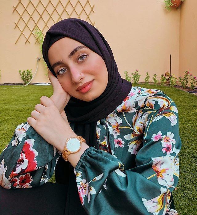 Pin By Arwa Bouhired On Raghad Fahmi Fashion Beauty Hijab