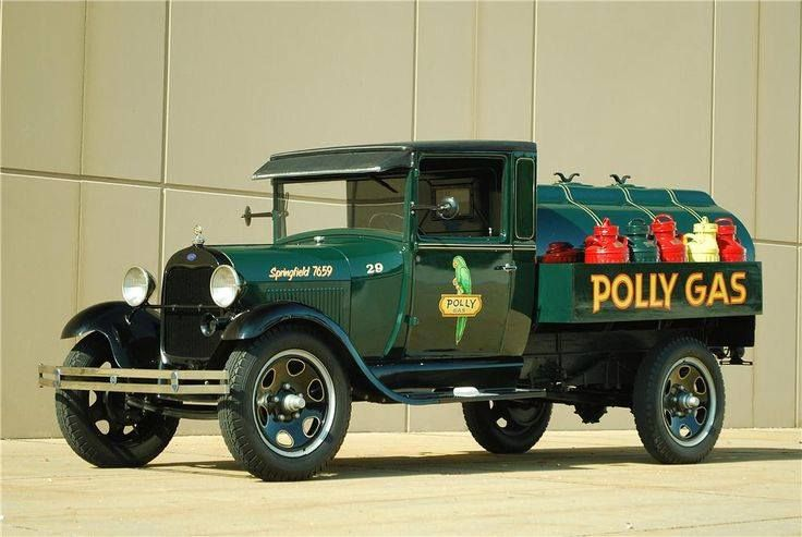 1929 Ford AA truck