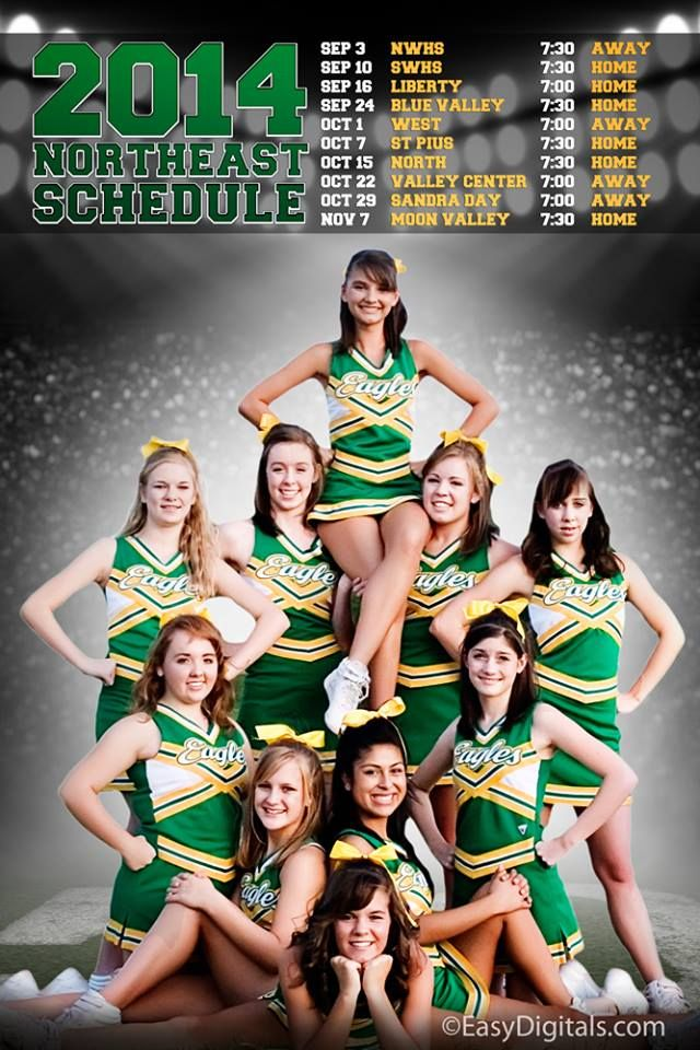 Cheer Group Poses Wwwpicsbudcom