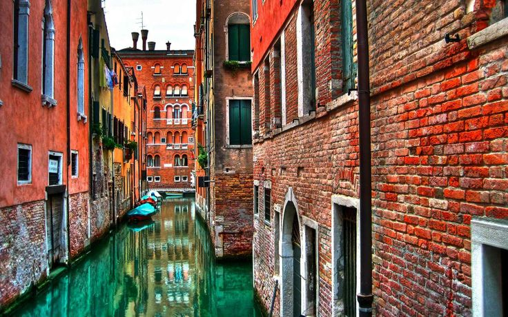 Built entirely on water by a people who saw the sea as a defense and ally, Venice is unlike any other town