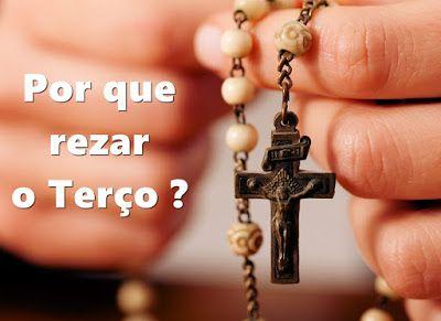 Jovens Sarados Paciência - Rio de Janeiro - RJ: Por que rezar o Santo Terço?