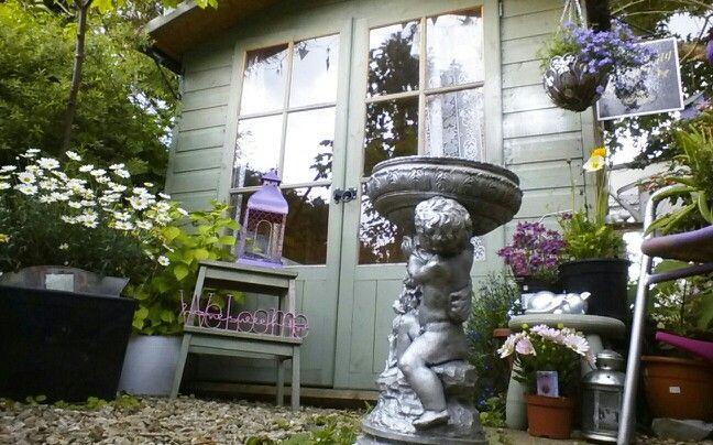 Serendipity...my garden room