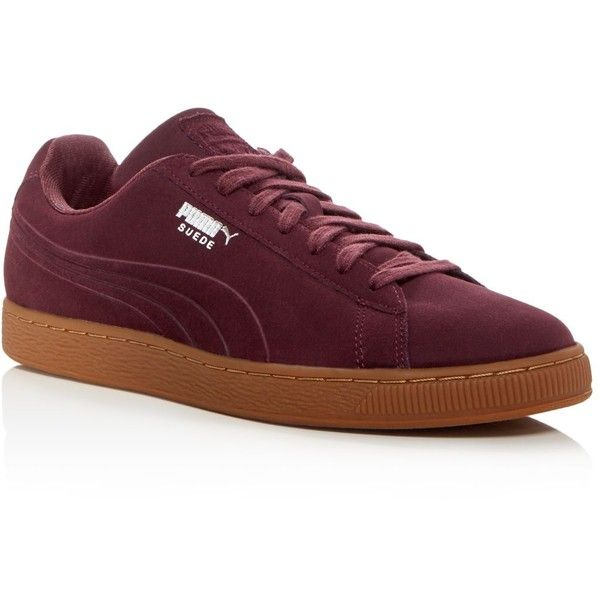 puma suede lacing dress