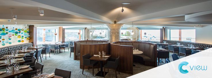 CView Restaurant, at Qualicum Beach Inn, has a unique, round room and wedge shaped lounge. #cview #restaurant #qualicumbeachinn #QBI #unique #dining #wine #fancy #classy #finedining #food #scenic #qualicumbeach #vancouverisland