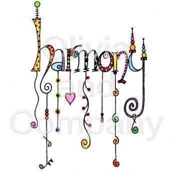 Harmony Dangles
