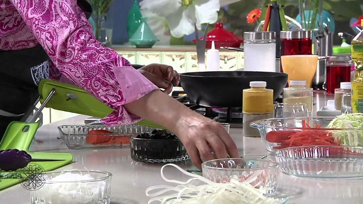 Choumicha: Soupe aux saveurs asiatiques / شميشة: شوربة اسيوية