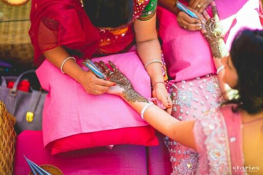 Contemporary indian wedding photography visual fine art made with love mehendi henna ceremony | Stories by Joseph Radhik