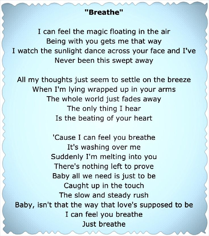 Lyric mc magic girl i love you lyrics : The 25+ best Breathe faith hill lyrics ideas on Pinterest | Hill ...