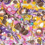 Show stopping Easter Chocolate Bark! Super simple and easy to make, topped with candy eggs, chocolates and sprinkles, this is a no bake, must make for Easter.
