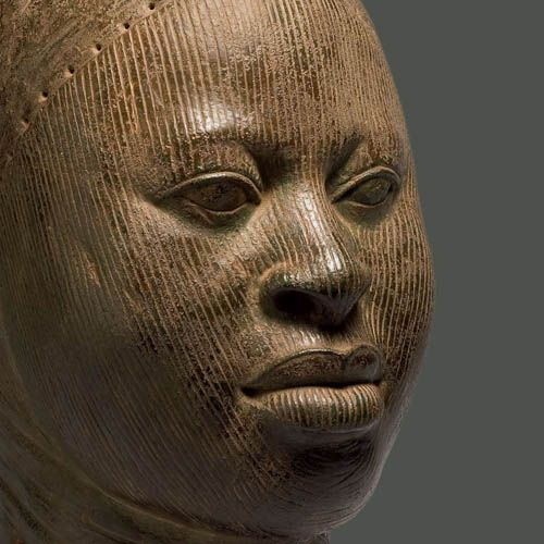 African Sculpture: 39 Best Images About Ife On Pinterest