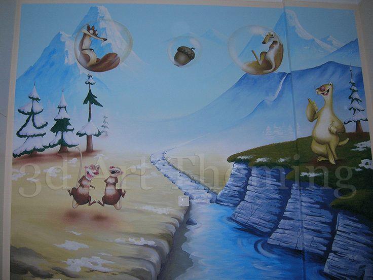 διακόσμηση αγορίστικο παιδικό δωμάτιο