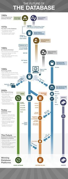 The Future of the Database (Infographic) – Innovation Insights