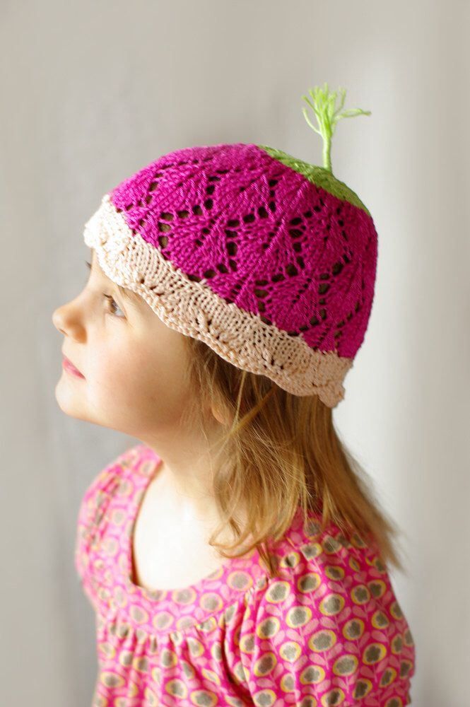 A personal favourite from my Etsy shop https://www.etsy.com/listing/218504456/kids-sun-hat-hand-knitted-sun-hat-girl