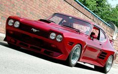 movit - the HIGH PERFORMANCE BRAKES for FORD CAPRI