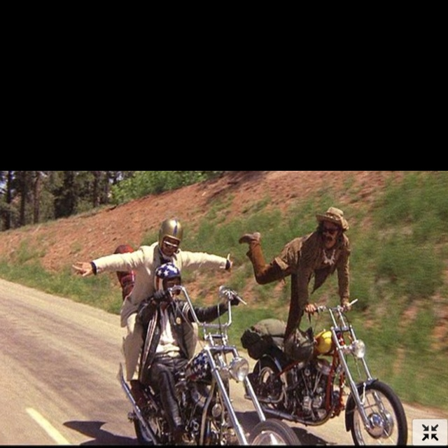 Freedom riders :)