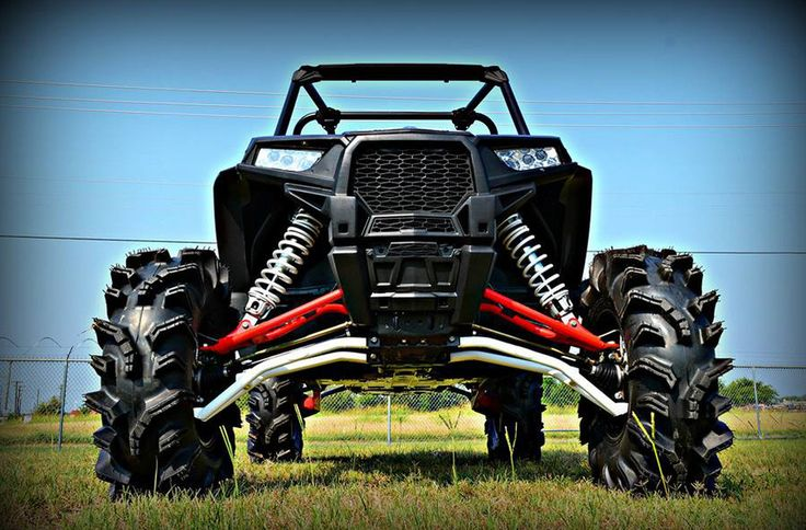 S3 POWER SPORTS HIGH CLEARANCE A-ARMS RZR XP 1000