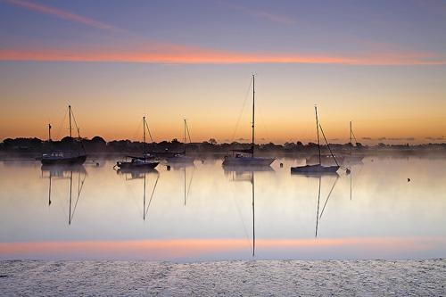 River Deben, Waldringfield, Suffolk.
