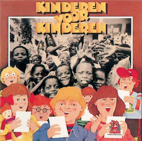 met het begin van de jaren '80 begon ook de reeks van kinderen voor kinderen langspeelplaten. Liedjes die je veroverden, of je wilde of niet. #tijdvoor80