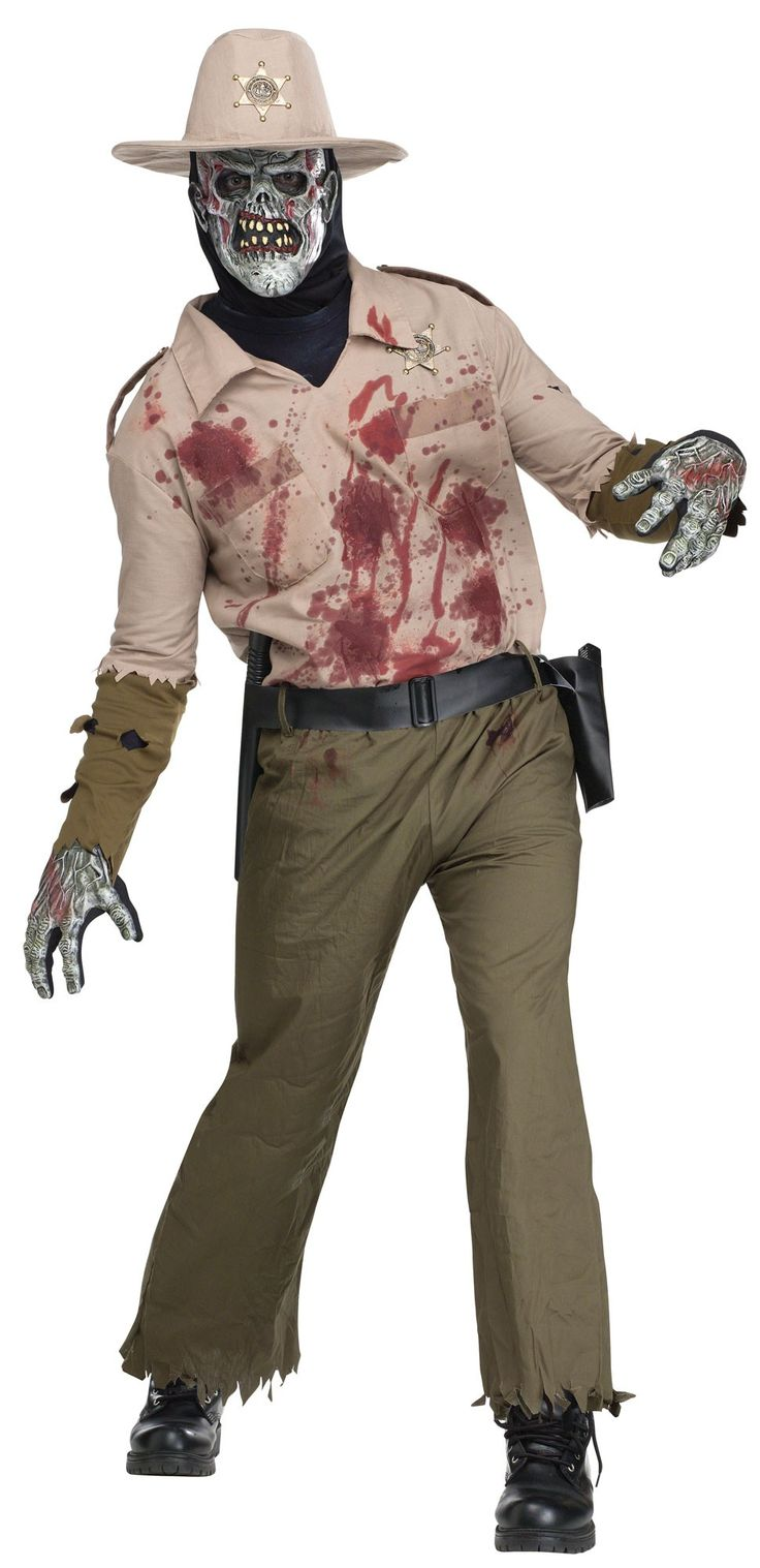 zombie halloween costume ideas for adults