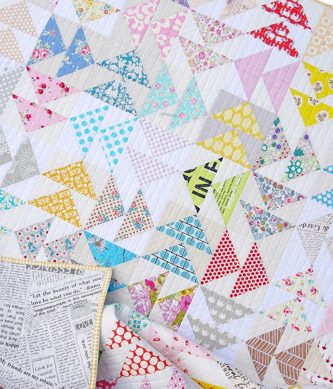 12 Best Quilts Flying Geese Images On Pinterest Scrappy Quilts