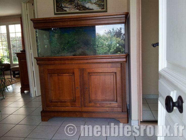 25 best ideas about meuble aquarium sur pinterest aquarium avec meuble me - Customiser un bar en bois ...