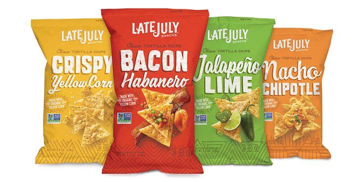 Late July — The Dieline - Branding & Packaging
