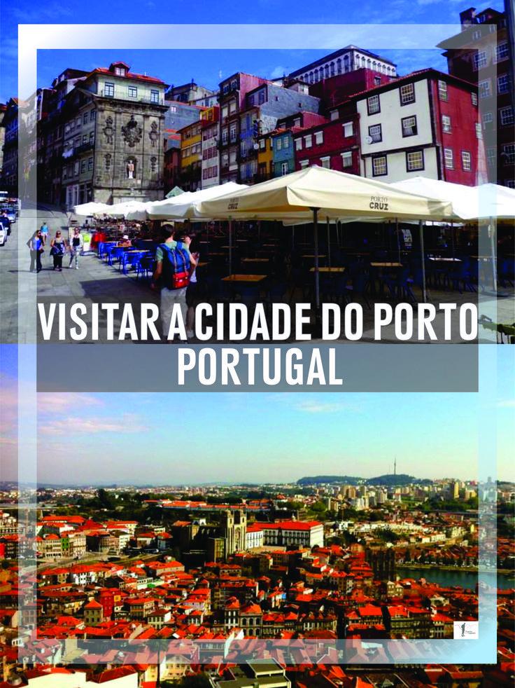 """#porto #portugal Conhecida como """"Cidade Invicta"""", a cidade do Porto é actualmente um dos destinos mais desejados na Europa! Este facto deve-se a várias razões: Centro Histórico Património Mundial (UNESCO), património arquitectónico, oferta gastronómica, museus, alojamento de qualidade, cruzeiros no Douro, vida cultural e muitos mais aspectos que podíamos assinalar"""